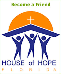 support the house of hope